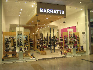 Barratts Store Front