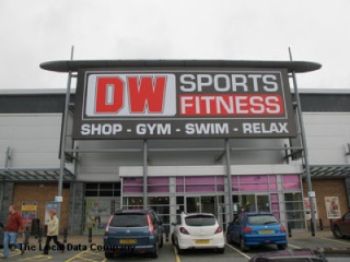 DW Sports Store Front