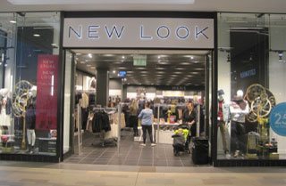 New Look Store Front