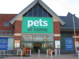 Pets at Home Store Front
