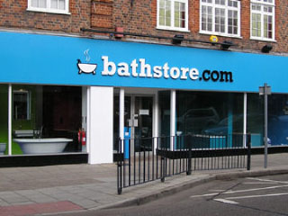 Bathstore Store Front