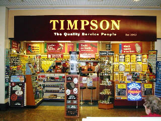 Timpson Store Front